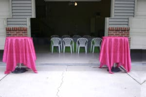 Wedding Table Rental Grand Blanc MI