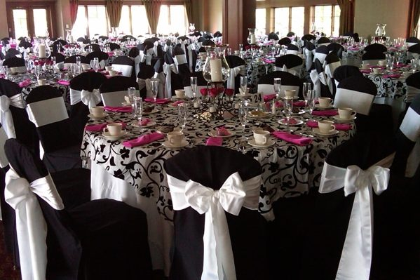 Wedding chair rentals Michigan
