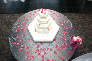Wedding Cake Tables Rochester Michigan