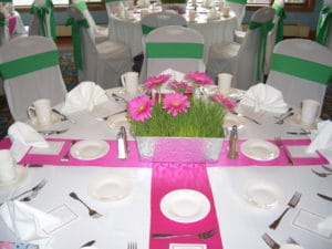 Wedding Table Linen Rentals