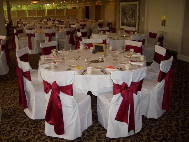 Chiavari Chair Cover Rentals