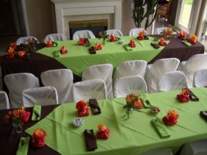 wedding-table-linen-rental-Michigan