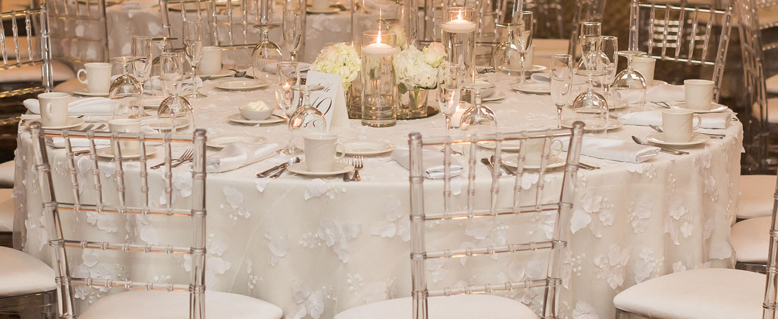 Chiavari chair rental Oakland MI